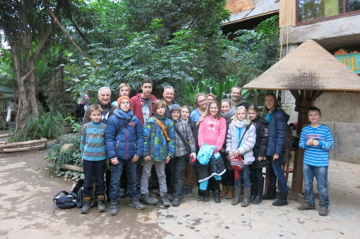 Zoobesuch Jugend