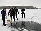 Eistauchen Feb. 2010
